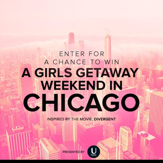 Just for U: Enter for a Chance to Win a Girls' Getaway to Chicago