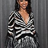 Liza Koshy at the 2020 Grammys