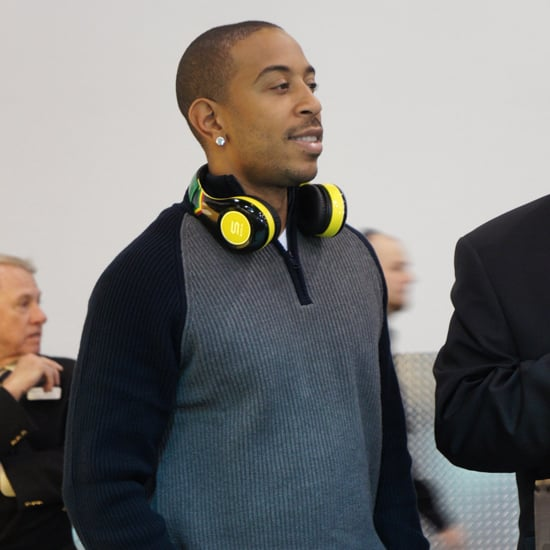 Ludacris Soul Headphones at CES 2012
