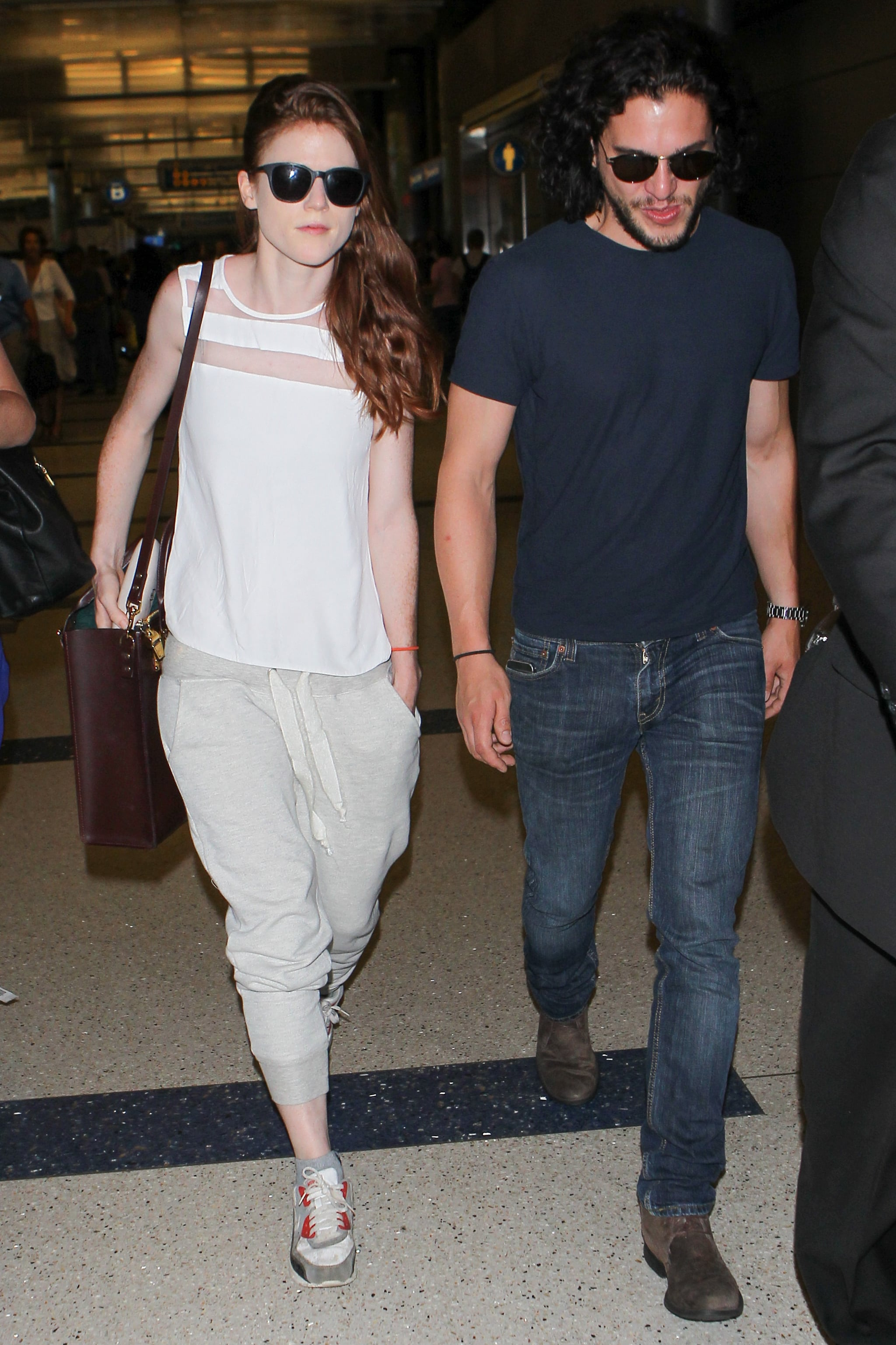 At Comic-Con This Year, They Were Practically Holding Hands With EACH OTHER