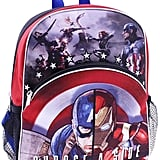 "Kids Marvel Captain America: Civil War Iron Man ""Choose A Side"" Backpack"