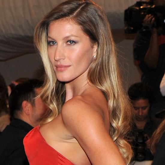 Gisele at the 2011 MET Gala