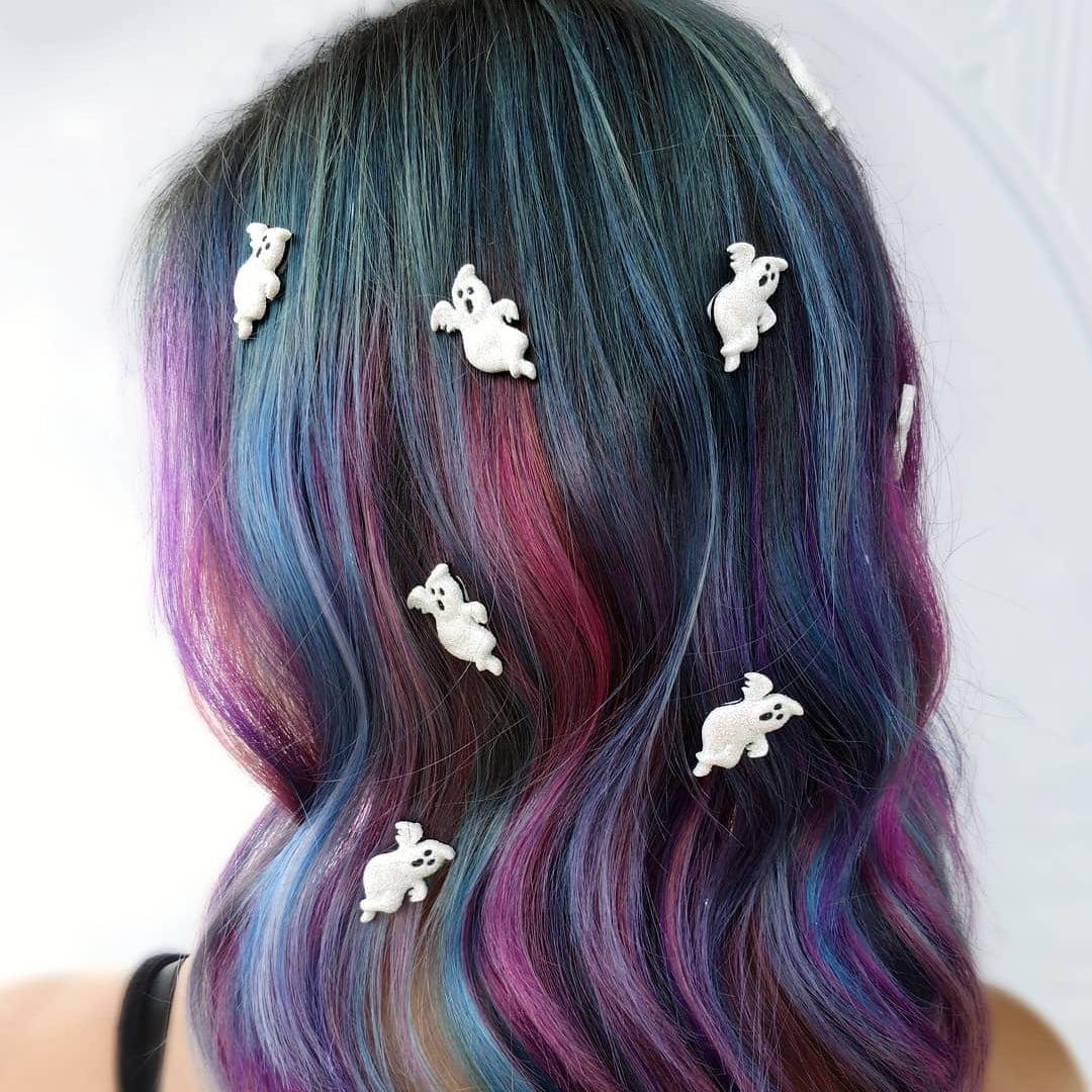 Halloween Hairstyle Ideas For Minimalists Popsugar Beauty