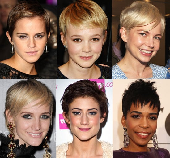 Who Had The Best Pixie Haircut of 2010?