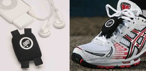 Get in Gear: Shoe Pouch for the Nike + iPod Sensor