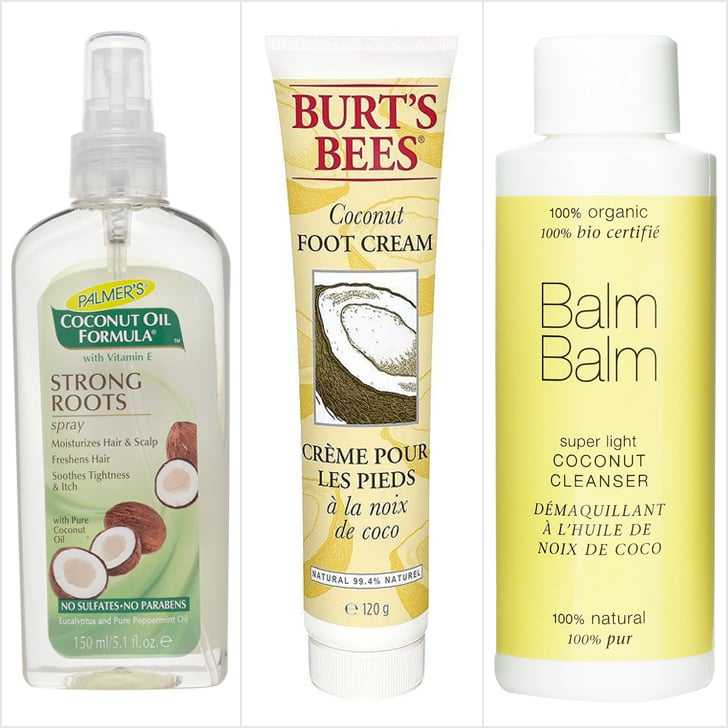 Best Coconut Oil Beauty Products