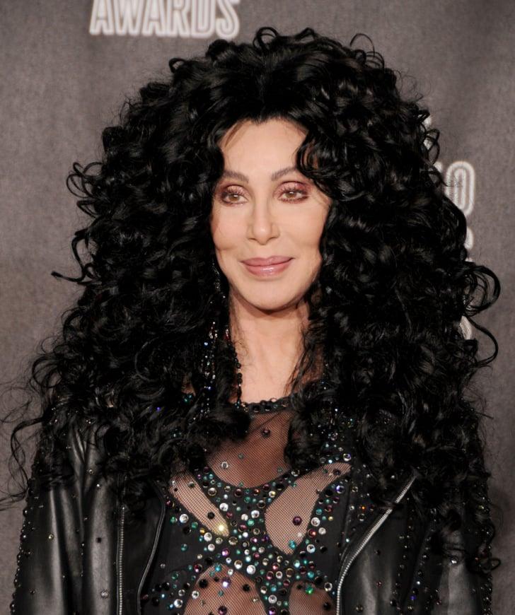 Cher 2010 Best Vmas Hair And Makeup Popsugar Beauty