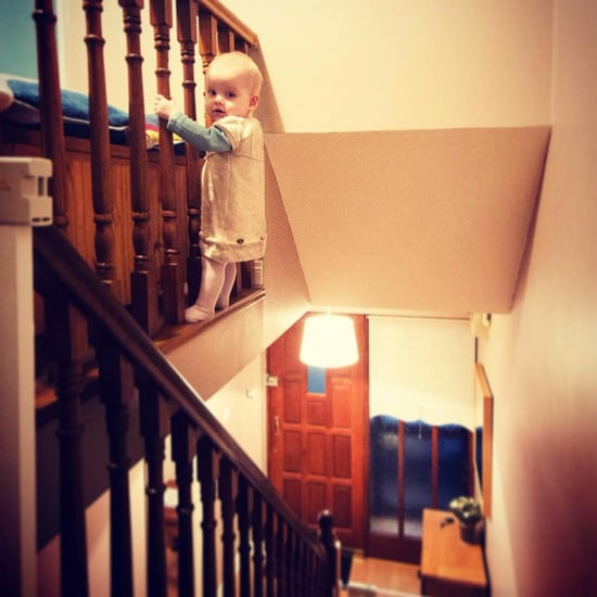 Dad Photoshops His Baby Into Very Dangerous Situations