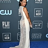 Susan Kelechi Watson at the 2020 Critics' Choice Awards