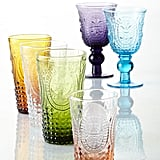 Glass tumbler set of 4 ($32)