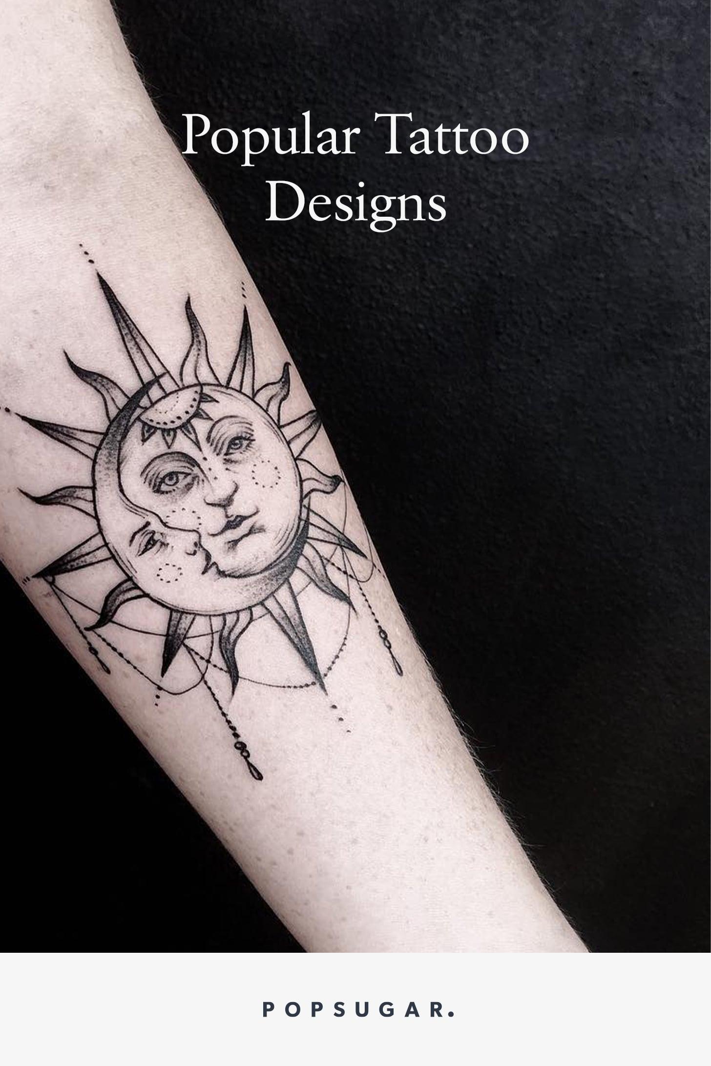 80 Most Popular Tattoos Popsugar Beauty