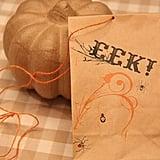 Easy Handmade Loot Bags