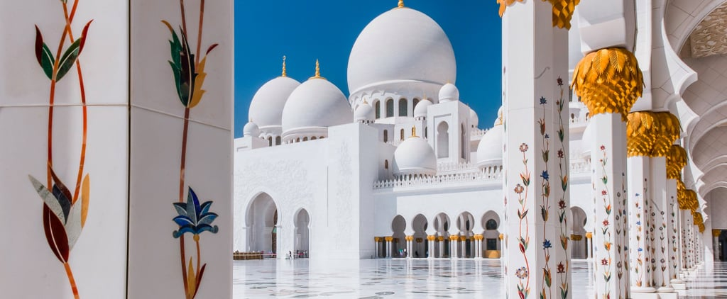 Sheikh Zayed Grand Mosque's Hajj Exhibition