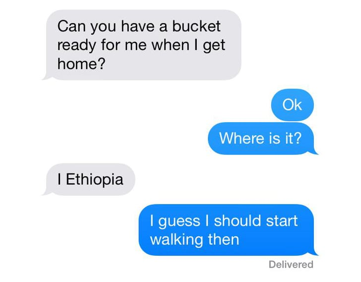 Drunk People Text Messages