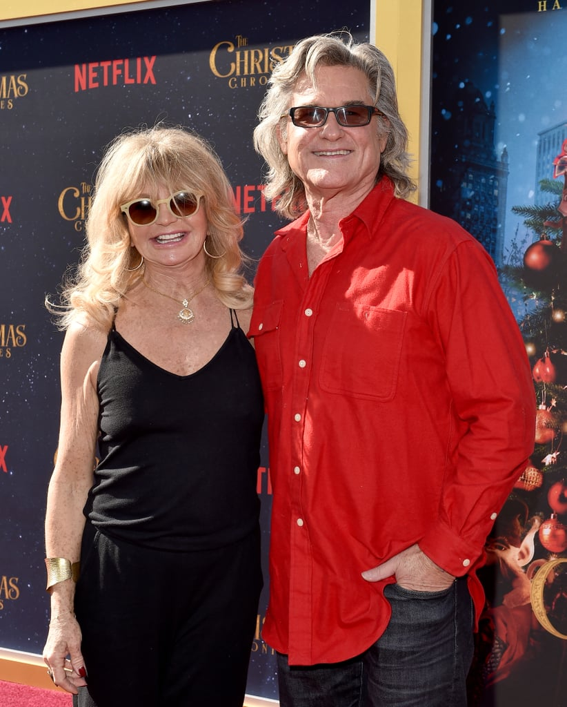 Christmas Chronicles Kate.Kurt Russell S Family At The Christmas Chronicles Premiere