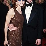 Sarah Jessica Parker and Matthew Broderick in 1993