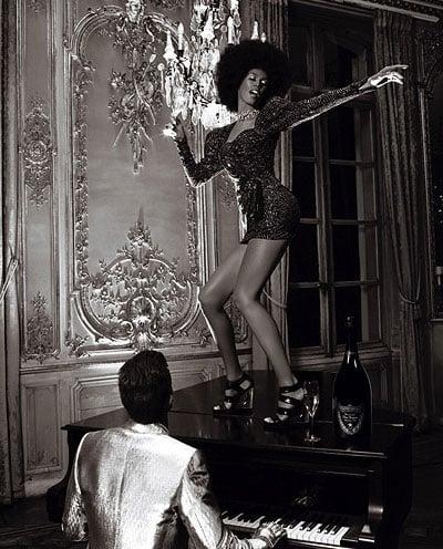Fab Ad: Dom Perignon Oenotheque