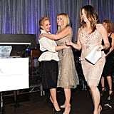Julianne Hough Has an Unforgettable Evening With a Funny Crowd