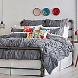 The Pioneer Woman Ruched Chevron Comforter