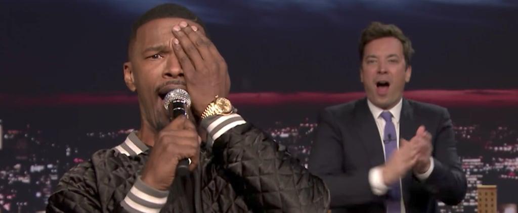 Jamie Foxx Musical Genre Challenge on The Tonight Show 2017