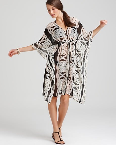 Echo printed butterfly cover-up ($98)