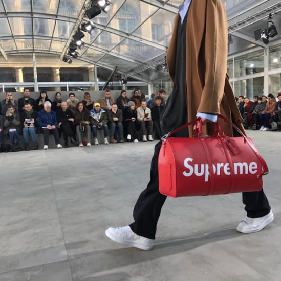 Louis Vuitton x Supreme Collaboration Autumn 2017