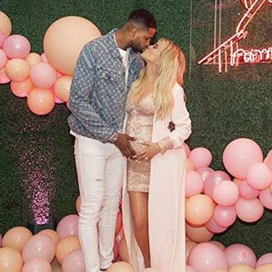 Khloe Kardashian First Pregnancy Pictures