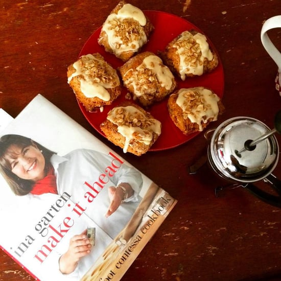 Ina Garten Make-Ahead Recipes