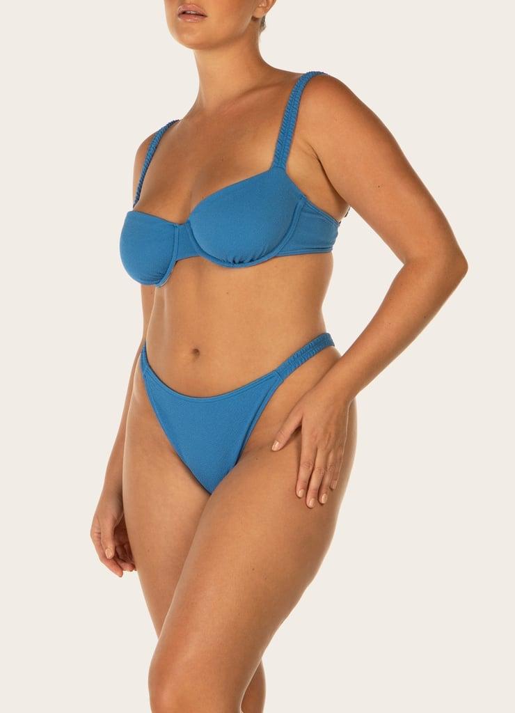 Peony Swimwear Victorian Blue Bikini