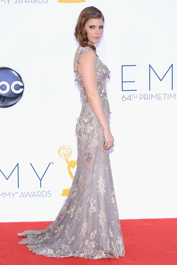 Kate Mara stepped out for the Emmy Awards.