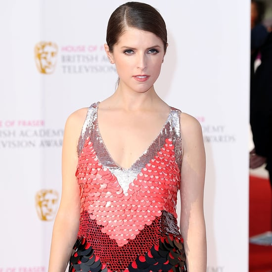 Anna Kendrick Altuzarra Dress BAFTA Television Awards 2016