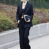 After-Hours Suiting: On The Street