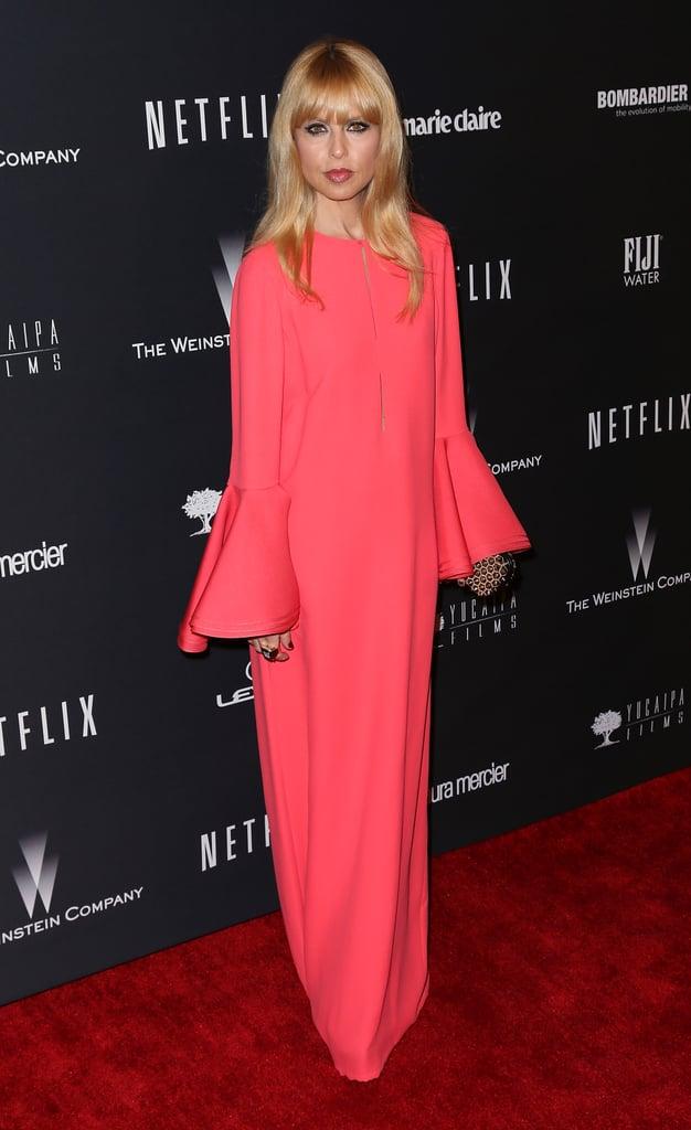 Rachel Zoe at the Netflix Golden Globes Afterparty