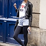 A cheeky t-shirt and an old-school pair of kicks are two wardrobe staples that will never fail you.