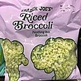 Rice Broccoli