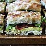 Sheet Pan Bacon, Egg, and Cheese Breakfast Slab Sandwich