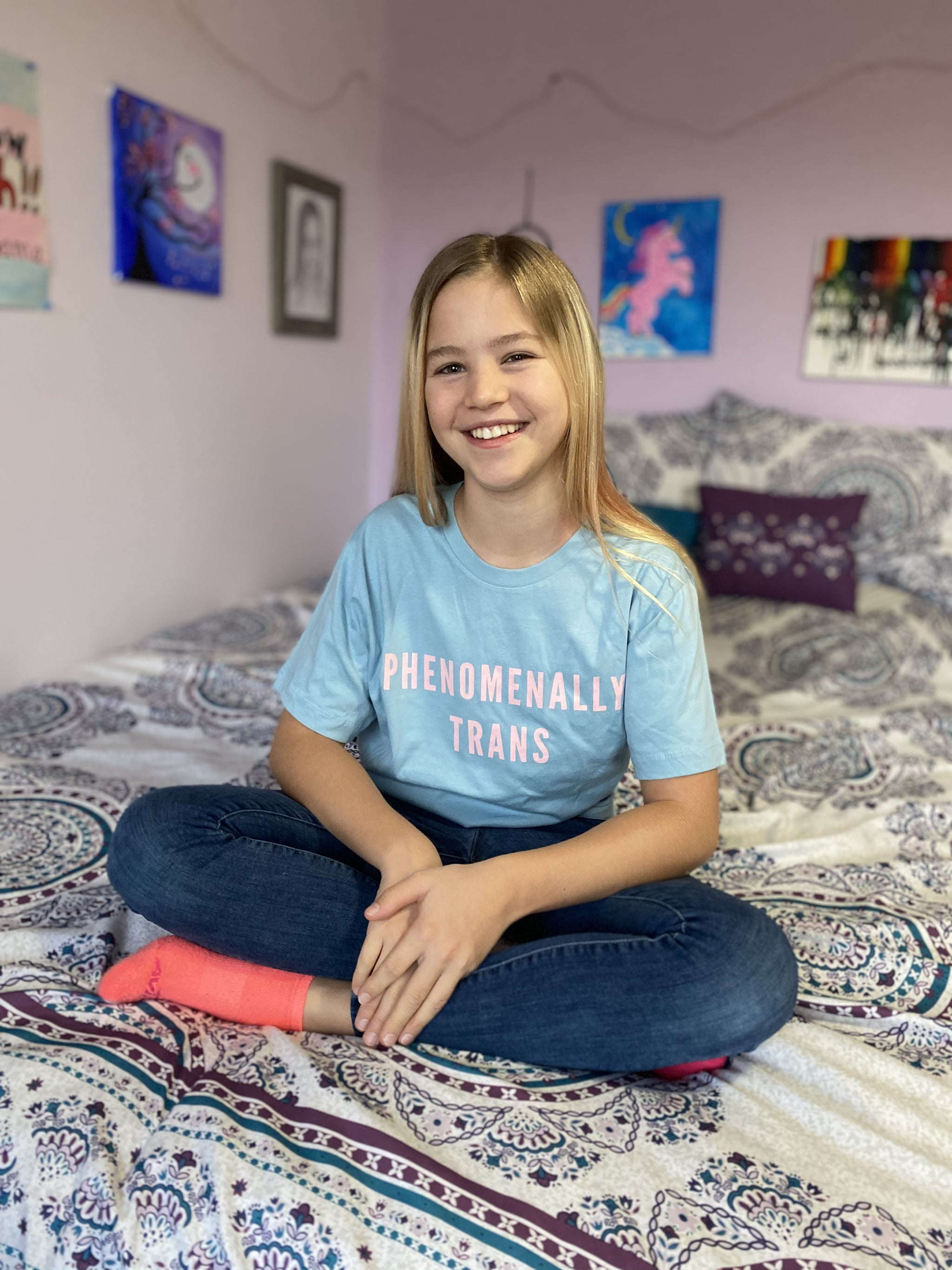 """13-Yr-Outdated Trans Activist Rebekah Bruesehoff: """"My Gender Is the Least Exciting Thing About Me"""""""