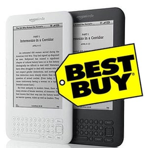 Buy a Kindle at Best Buy
