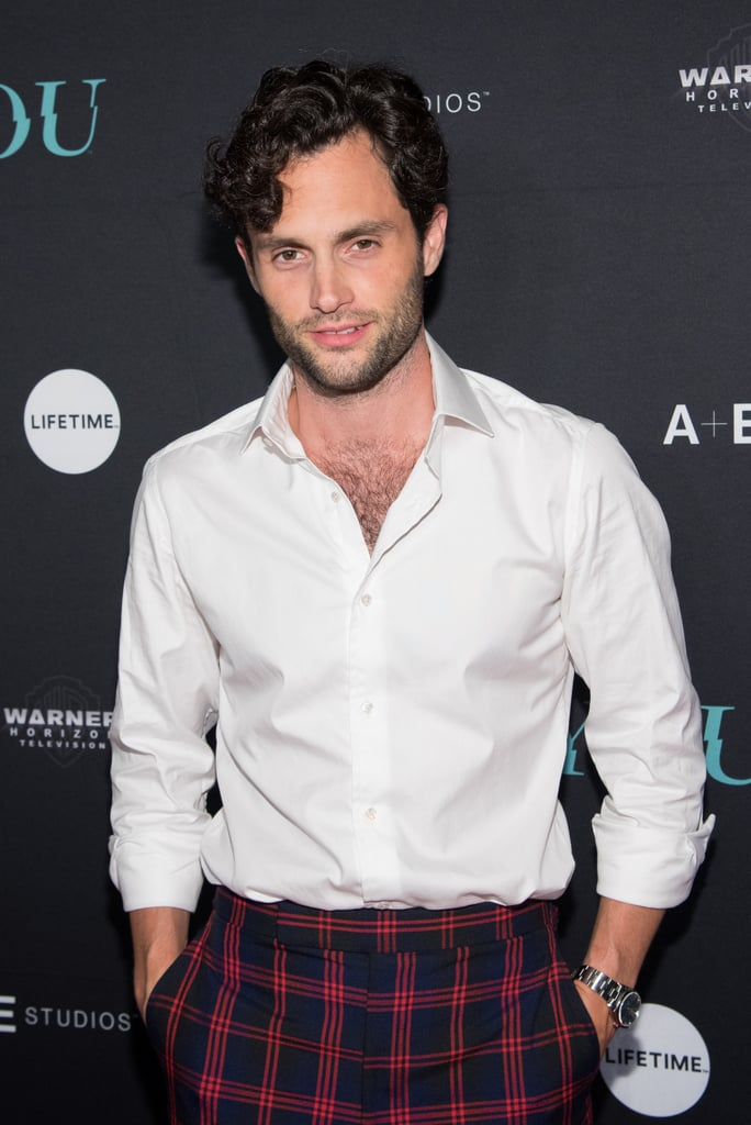Ever since Penn Badgley starred as Dan Humphrey on Gossip Girl, we've been a huge fan of the actor. What's not to love? Not only is the 32-year-old incredibly talented, but he's also pretty easy on the eyes. So, it goes without saying that we're super excited about his role in the You series on Netflix. In honor of his big return to the spotlight, we're looking back at some of his hottest moments over the years. From playing Lonely Boy onscreen to his gorgeous red carpet appearances offscreen, these pictures of Penn will have you like XOXO.        Related:                                                                                                           You: Candace Returns, Joe Moves to LA, and More Things to Expect From Season 2