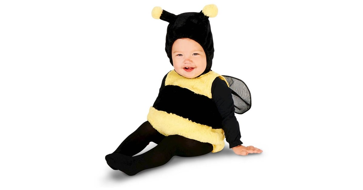 lil bumblebee infant costume best costumes for babys first bumble bee halloween costume