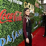 Storm Reid at the 2020 Gold Meets Golden Party in LA