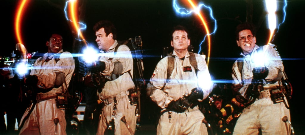 Ghostbusters Cameos in Reboot