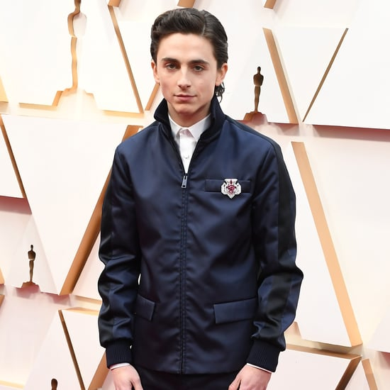Timothée Chalamet's Prada Suit at the 2020 Oscars