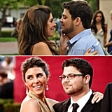Jerry Ferrara and Jamie-Lynn Sigler