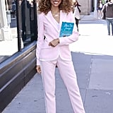 Elaine Welteroth at Her NYC Book Signing