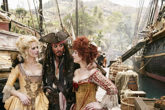 New Pirates of the Caribbean Clips and Photos!