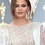 Chrissy Teigen at the Oscars 2017