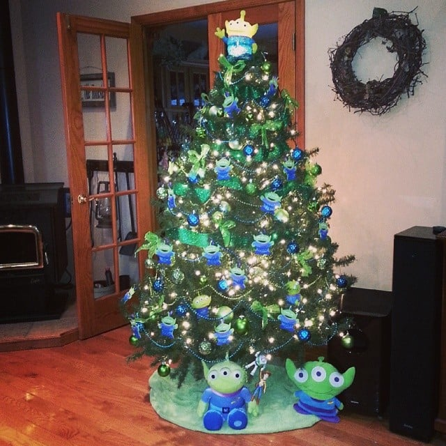 disney christmas tree ideas popsugar family - Disney Christmas Tree