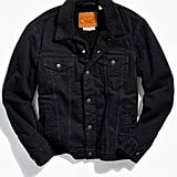 Levi's Type III Sherpa Lined Denim Jacket