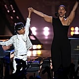 Alicia Keys Performs With Son 2019 iHeart Radio Music Awards